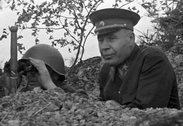 Семён Тимошенко - без поражений нет побед: к 50-летию со дня кончины маршала