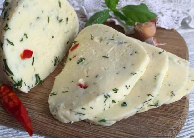 Вкуснейший Адыгейский сыр в домашних условиях