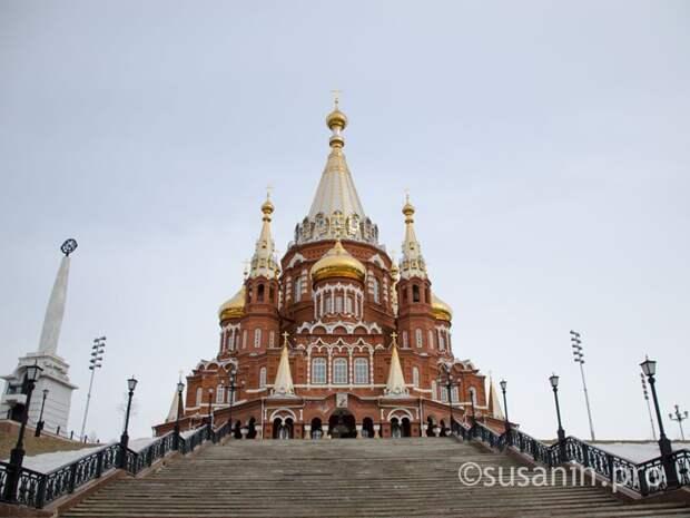 В Ижевске в день Благовещения в кафедральном соборе пройдет благотворительный концерт духовной музыки