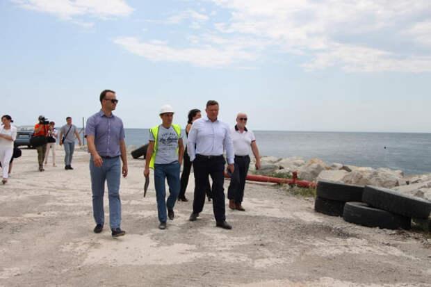 «Меандр» нарушил сроки выполнения ремонтно-реставрационных работ в Крыму