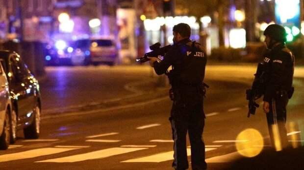 Уточненное число погибших при стрельбе в Вене составило 3 человека