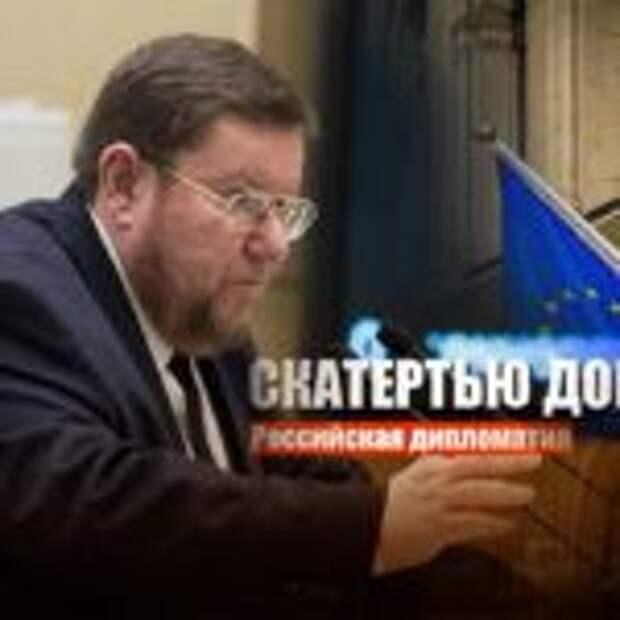 «Свидетели Навального»: Сатановский пояснил, зачем РФ выдворила трёх дипломатов ЕС