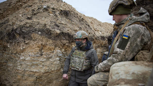Ветеран ВСУ рассказал Зеленскому о последствиях наступления в Донбассе