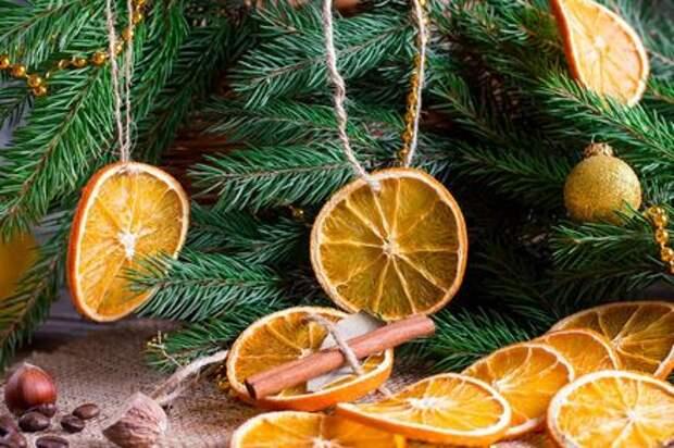 Сушеные апельсины: вкусное угощение и красивая идея для декора. Этап: 8