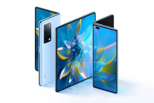 Представлен складной смартфон Huawei Mate X2, стоимостью 2785 долларов