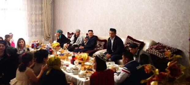 Семь детей, 26 внуков и 62 правнука: История семьи Исраиловых из Шымкента
