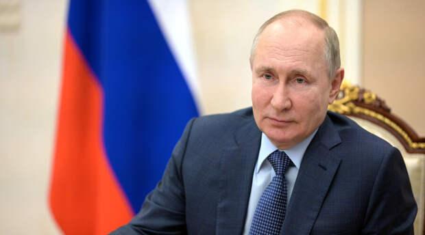 Владимир Путин все еще не решился ехать на саммит по климату