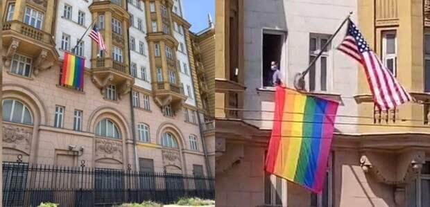 """Посольство США нарушило российский закон """"дважды"""" - посол и дипломаты должны быть высланы из России"""