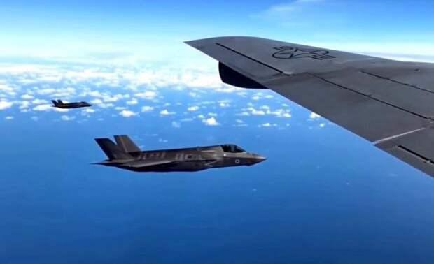 Румынская пресса догадалась, почему США так сильно навязывает свои F-35