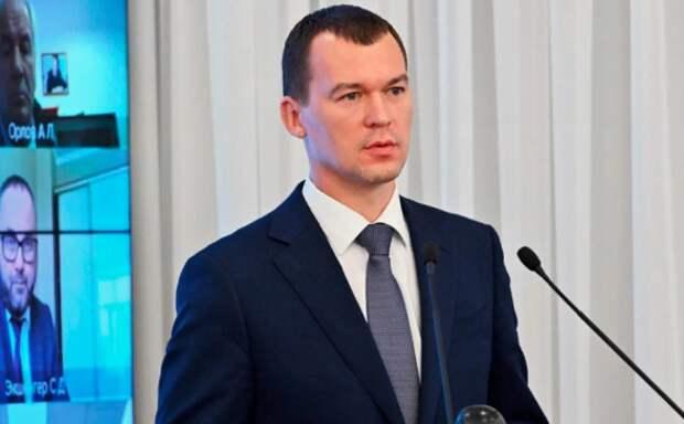 Врио главы Хабаровского края Дегтярев назвал своими целями снижение тарифов и подготовку к зиме