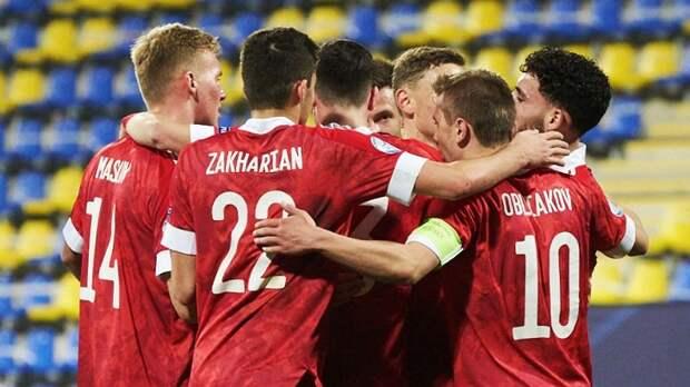 Лещенко — о вылете российской молодежки с Евро: «Камни в них бросать не буду, они все равно молодцы»