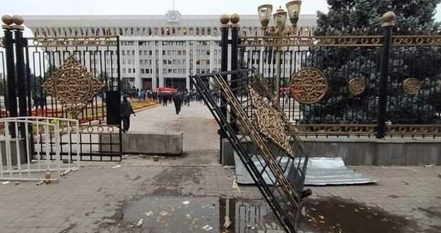 В результате очередной революции в Киргизии пострадали 768 человек