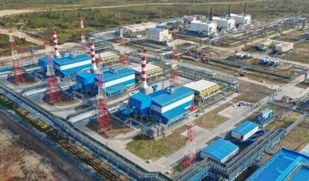 Объекты пикового баланса зимы 2021/22 ввел вэксплуатацию «Газпром»