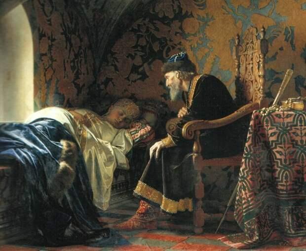 Загадка царского двора: куда пропадали супруги Ивана Грозного Иван Грозный, Монастырь, венчание, жена, история, убийство