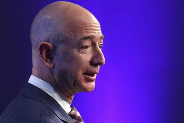 Безос покидает пост генерального директора Amazon