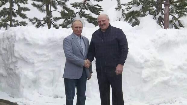 Путин дал Лукашенко ночь на раздумье