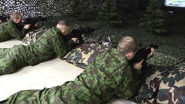 LeJDD: Для защиты от России Литва поставит всех призывников под ружье