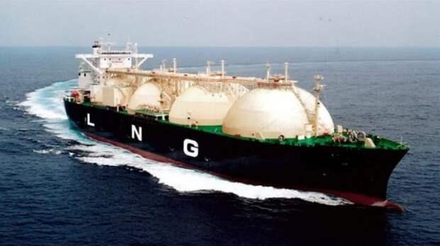 SPG LNG