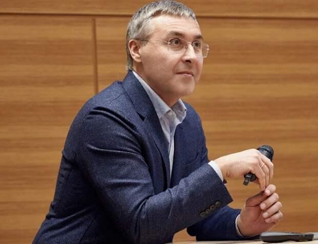 Глава Минобрнауки Фальков переболел коронавирусом
