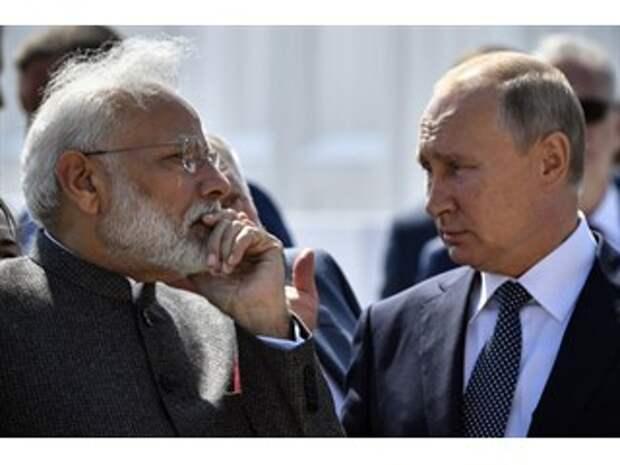 Эксперт: почему ставка Индии на вовлечение России в Индо-Тихоокеанскую инициативу не сыграет