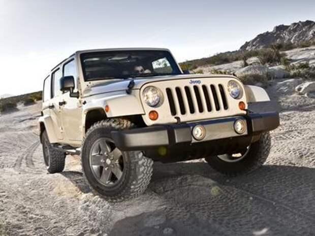 Новый Jeep Wrangler захватит мир