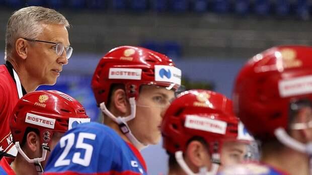 Игорь Ларионов: Готовы провести лучший матч на турнире, а, может быть, и лучший в жизни
