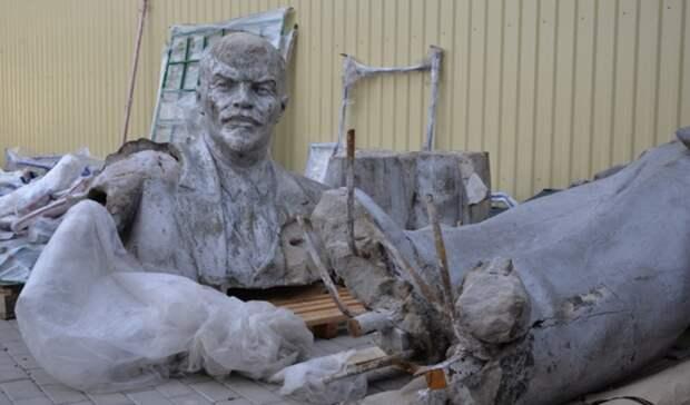 Галдун vsЦевменко: перепалка всоцсетях из-за памятника Ленину вбелгородском парке