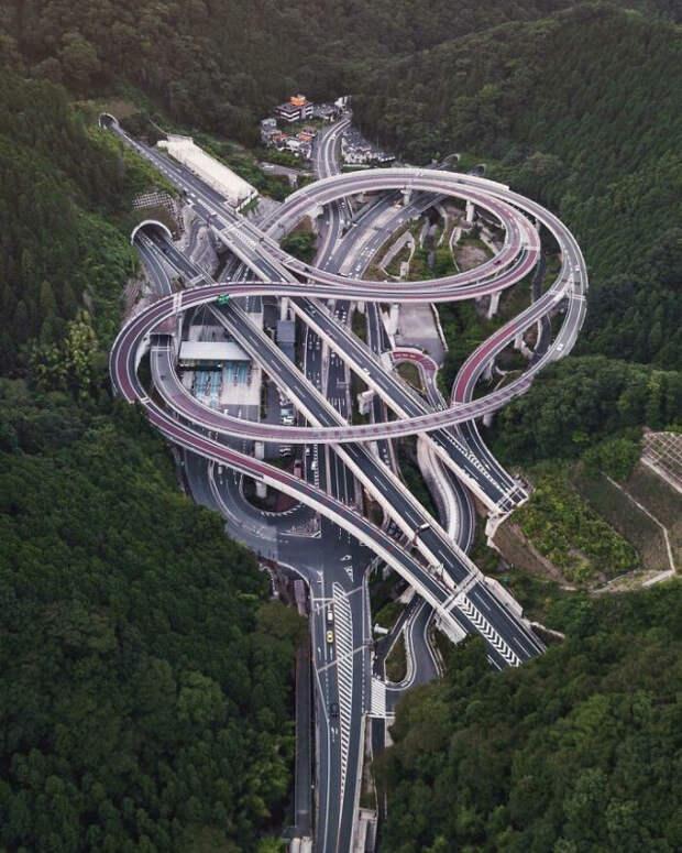 Впечатляющие инженерные сооружения со всего мира