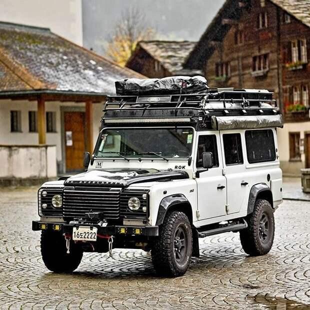 Лучшие машины для охоты и рыбалки в России.