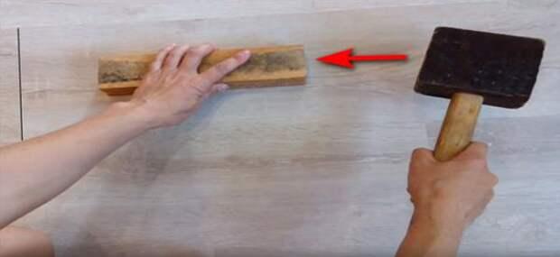 3 причины, по которым расходятся швы ламината