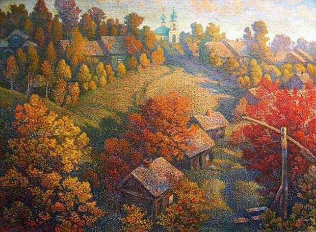 художник Валерий Сыров картины – 17