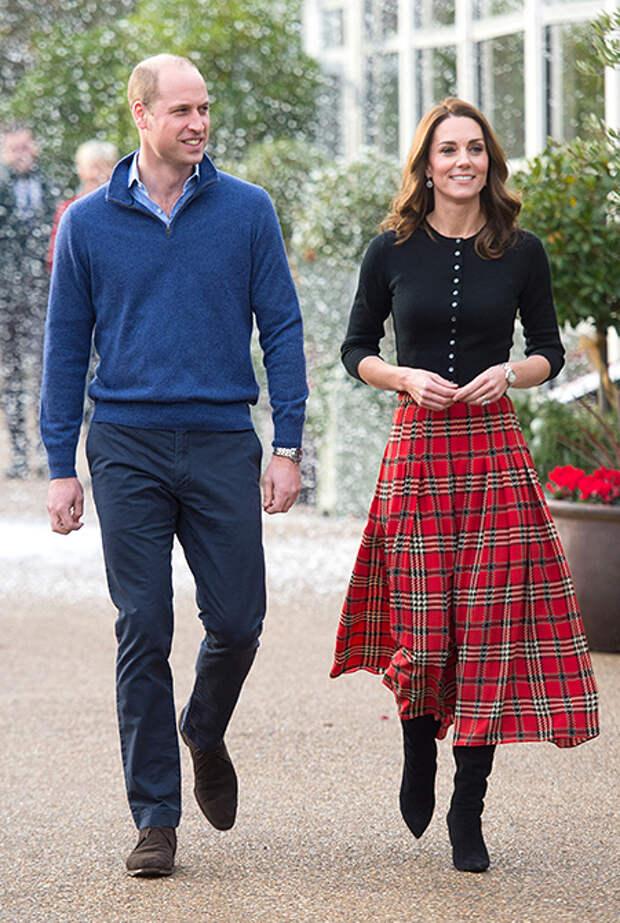 В резиденции принца Уильяма и Кейт Миддлтон пройдет иммерсивный спектакль