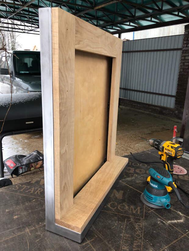 Как я стал заниматься производством мебели. Моя первая работа.