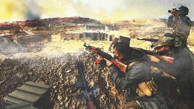Сделка по продаже оружия переросла в перестрелку между боевиками ПНС Ливии