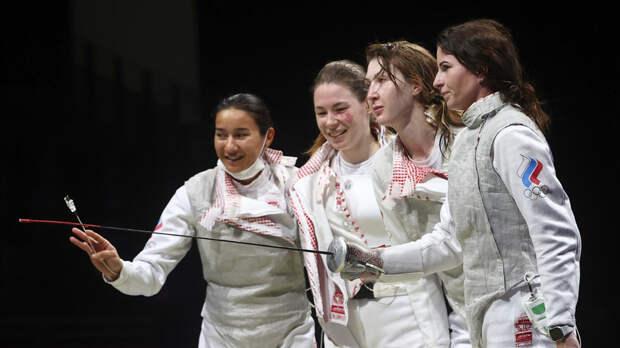 Российские рапиристки процитировали Хайяма после победы над американками на ОИ в Токио