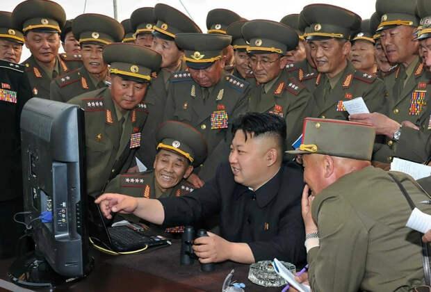 Южнокорейский истребитель «взломан»...Во взломе винят хакеров Северной Кореи.