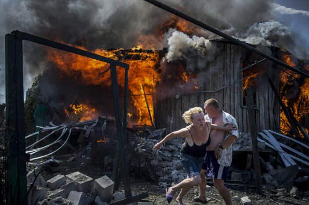 ВСУ предприняли мощную 5-часовую атаку наДонецк