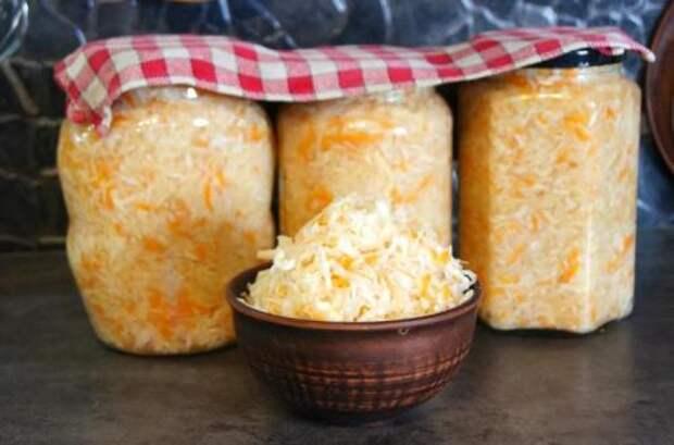 Квашу капусту только так: получается вкусная, хрустящая и в меру соленая