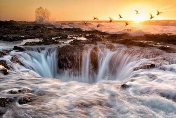 Мыс Перпетуа, США путешествия, факты, фото