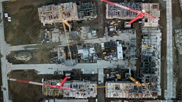 Выдано разрешение на строительство крупного ЖК на западе Москвы
