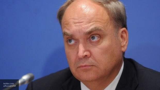 Москва ждет объяснений по поводу безосновательных санкций США к НИИ РФ