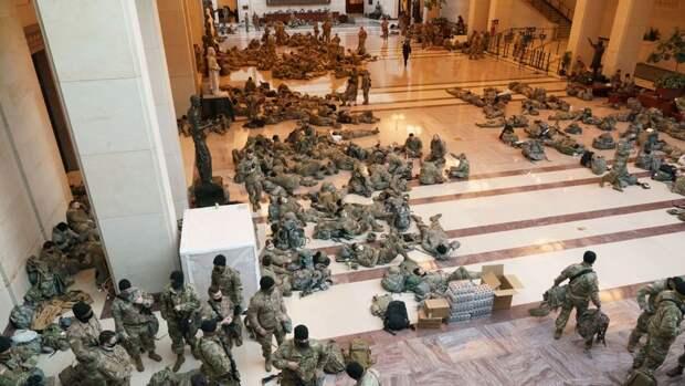 В Пентагоне начинается чистка протрампистов