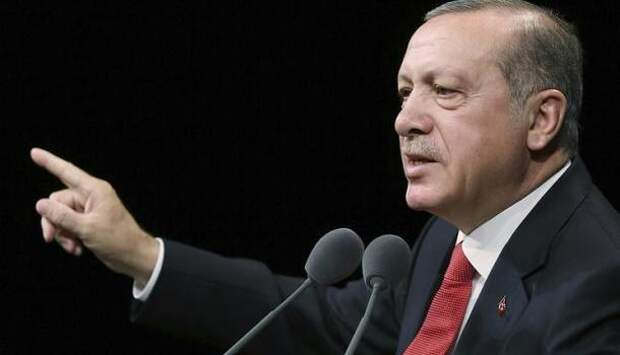 Эрдоган поддерживает территориальную целостность Украины и вводит запрет на приём кораблей из портов Крыма | Продолжение проекта «Русская Весна»