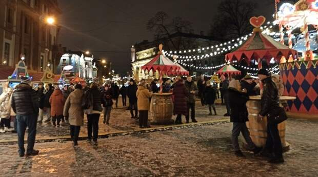Следят, но не видят – бригады Елина проморгали толпы на улицах Петербурга