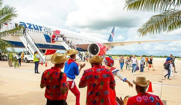 Туроператор ANEX Tour открыл продажу туров в Доминикану