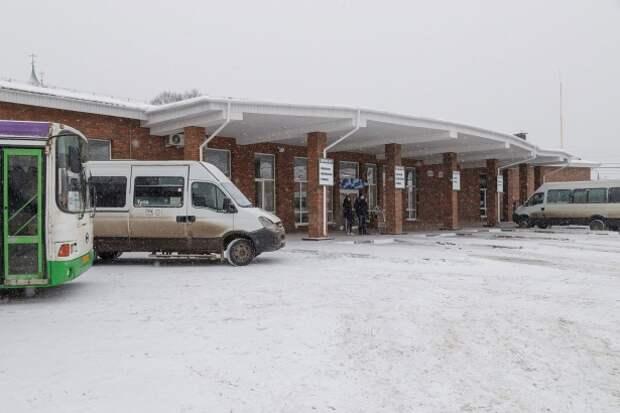 Кому удобны новые автостанции в Туле