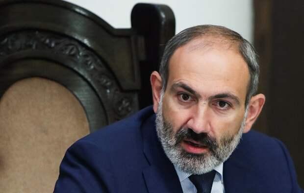 Николо Пашинян, игрок в политические наперстки, проиграл на этот раз