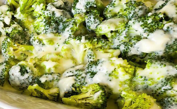 Превращаем безвкусную брокколи в ресторанный деликатес: добавляем жидкое тесто и сыр