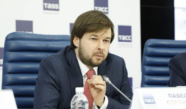 Пресс-конференция заместителя министра энергетики Павла Сорокина