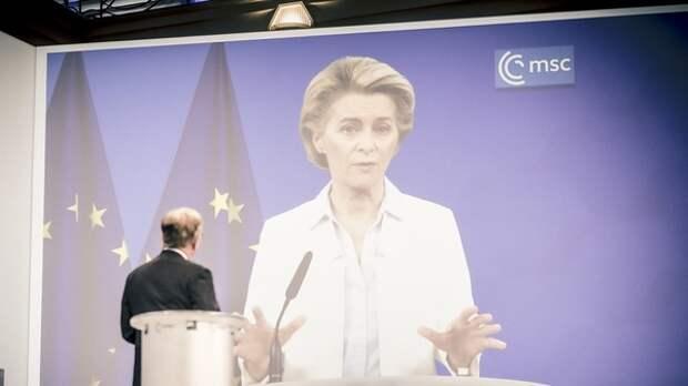 Глава ЕК Урсула фон дер Ляйен сообщила о планах по реформированию Шенгена